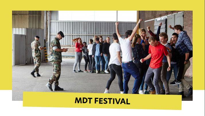 MDT festival! Kom je ook?